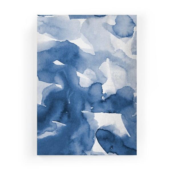 Obraz zo zamatového plátna Velvet Atelier Watercolor, 50×70cm