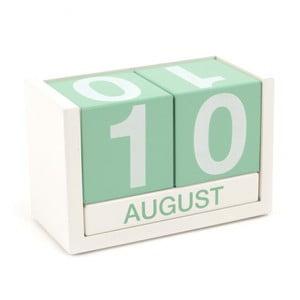 Kalendář Design Ideas ThreeSixFive Mint