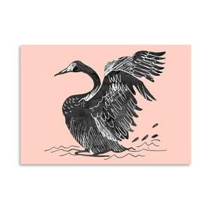 Plakát Americanflat Duck, 30x42cm