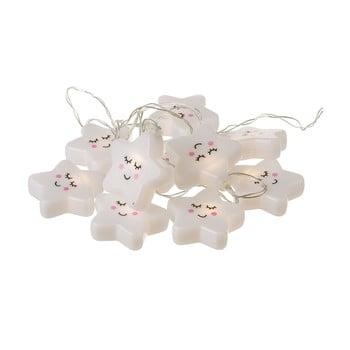 Ghirlandă luminoasă cu LED Unimasa Star, 10 beculețe