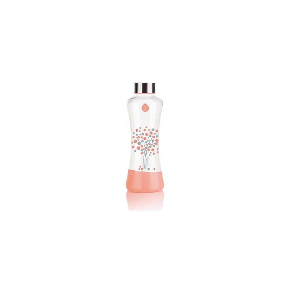 Skleněná lahev Equa Esprit Peach Tree, 0,55 l
