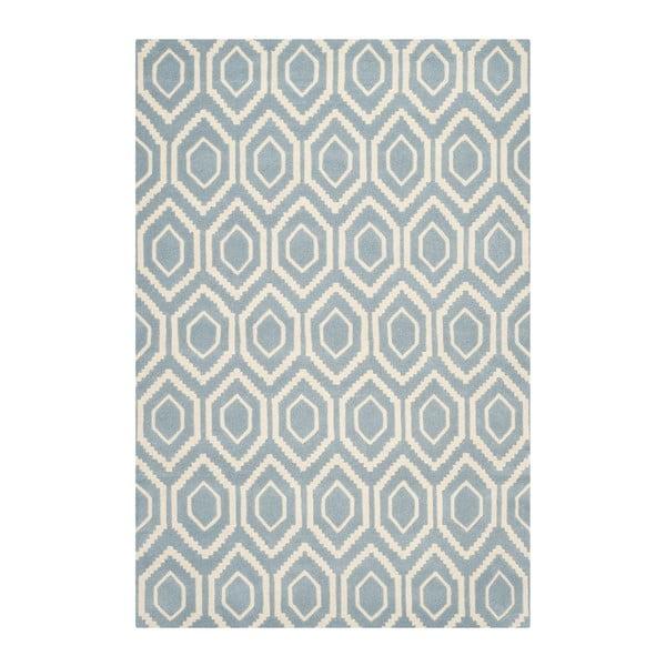 Vlněný koberec Essex Light, 152x243 cm