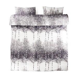 Povlečení Koivikko UK Grey, 200x200 cm + 50x75 cm