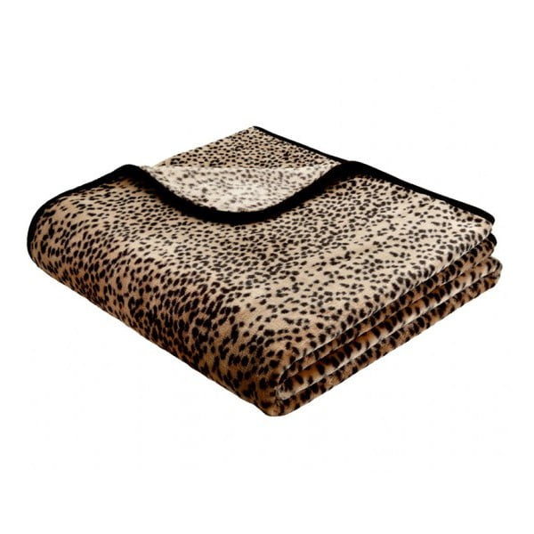 Deka Deluxe Leopard, 150x200 cm