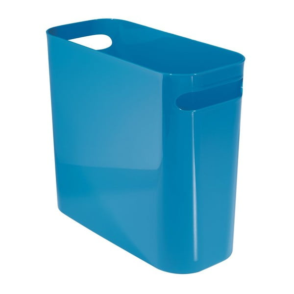 Úložný koš Una Bin Blue, 27,5x12,5x25,5 cm