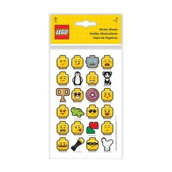 Set 96 autocolante LEGO® Iconic