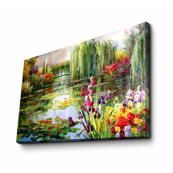 Reproducere tablou pe pânză Claude Monet, 70 x 45 cm