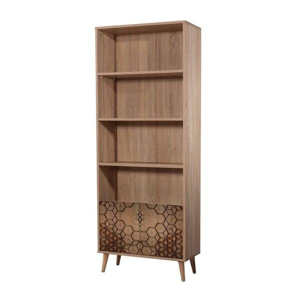 Dřevěná skříň Mando Ornaments