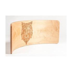 Bukové houpací prkno Utukutu Vlk, délka82cm