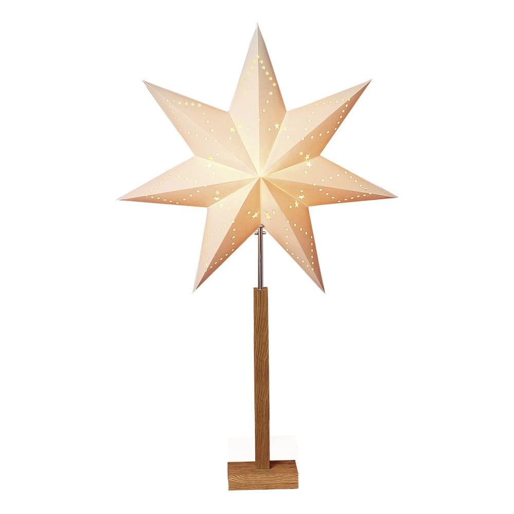 Svítící hvězda se stojanem Best Season Karo Maxi