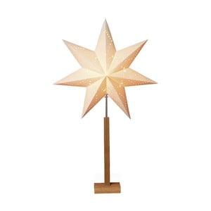Svítící hvězda se stojanem Best Season Karo Maxi Star