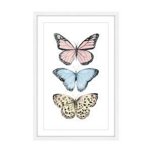 Obraz na plátně Marmont Hill Butterflies, 45 x 30 cm