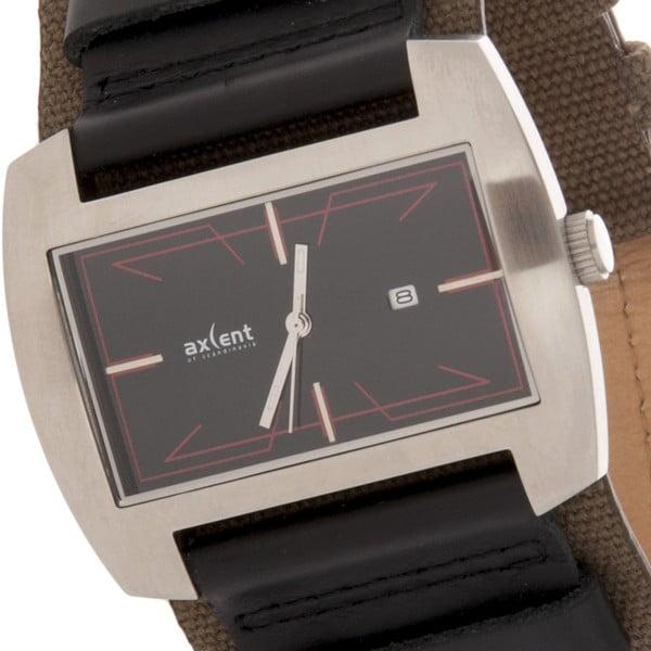 Pánské kožené hodinky Axcent X36041-234