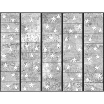 Tapet rolă Bimago Stars On Concrete, 0,5 x 10 m poza