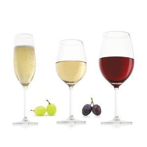 Sada 2 sklenic na šampaňské Vacu Vin, 210 ml