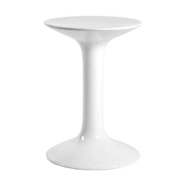 Biela plastová stolička Ta-Tay Diabolo