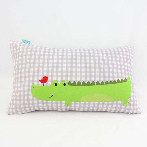 Bavlněný povlak na polštář Mr. Fox Hippo, 50x30cm