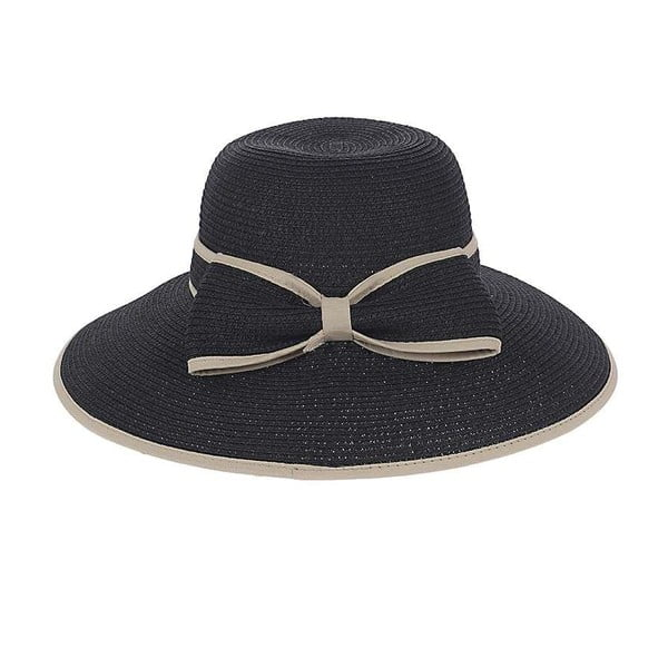 Slaměný klobouk Elegant