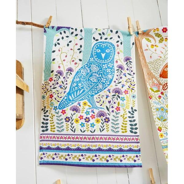 Utěrka Woodland Owl