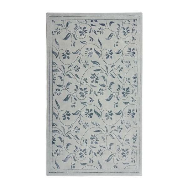 Šedý koberec Floorist Florist, 140x200cm