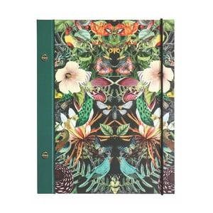 Zápisník Portico Designs Mirrored