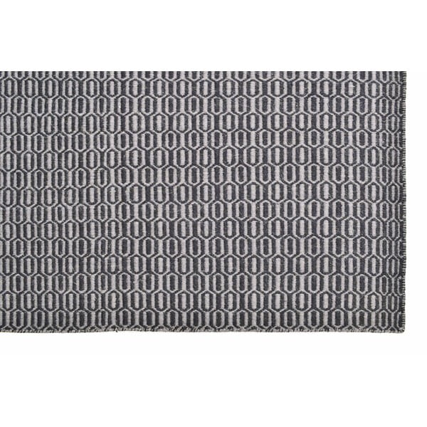Ručně tkaný koberec Grey Retro Kilim, 160x230 cm