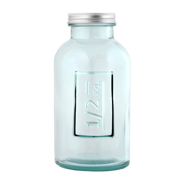 Fľaša z recyklovaného skla Ego Dekor, 500ml