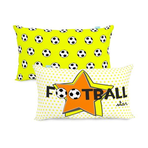 Povlak na polštář Football 50x30 cm