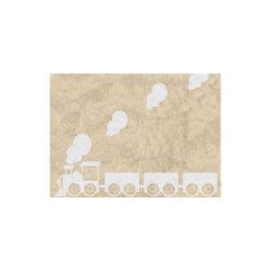 Koberec Tren 160x120 cm, béžový