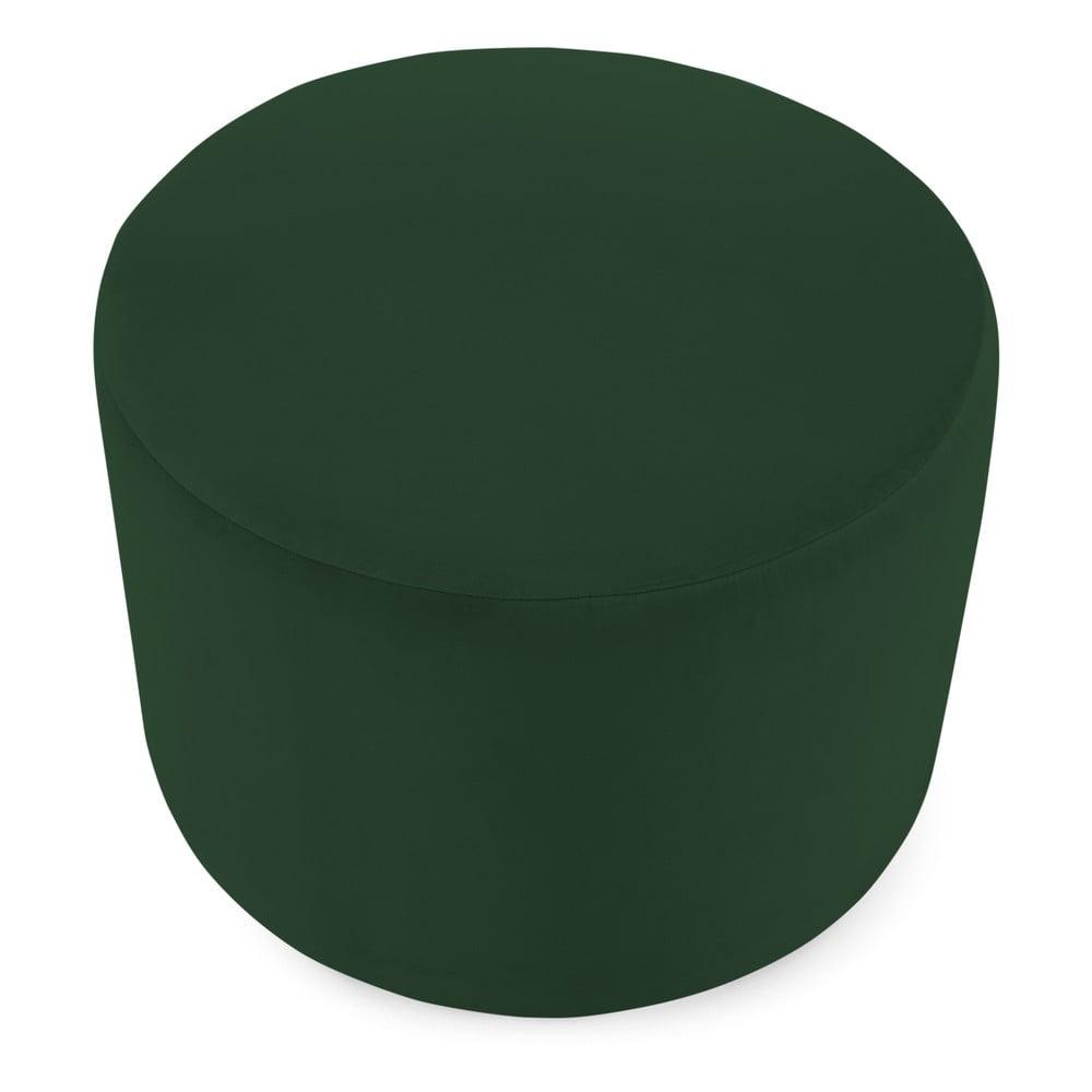 Smaragdově zelený puf Vivonita Jade