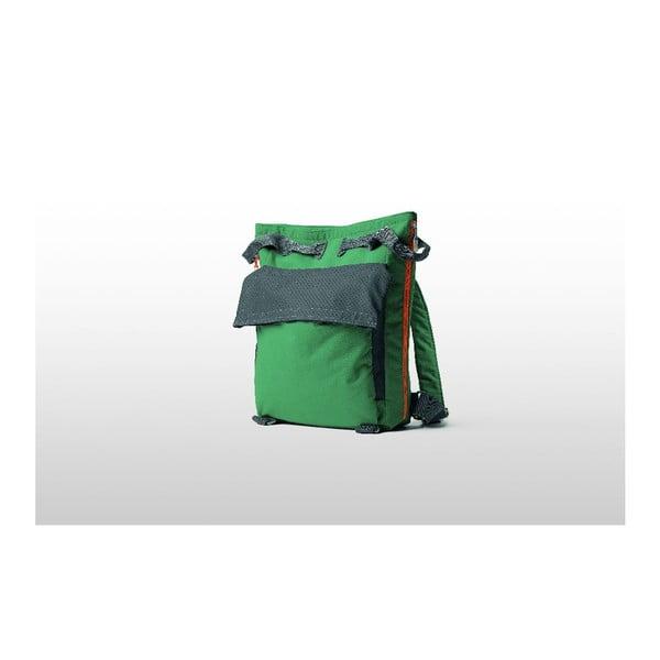 Plážová taška Tane Kopu Green, 28 l