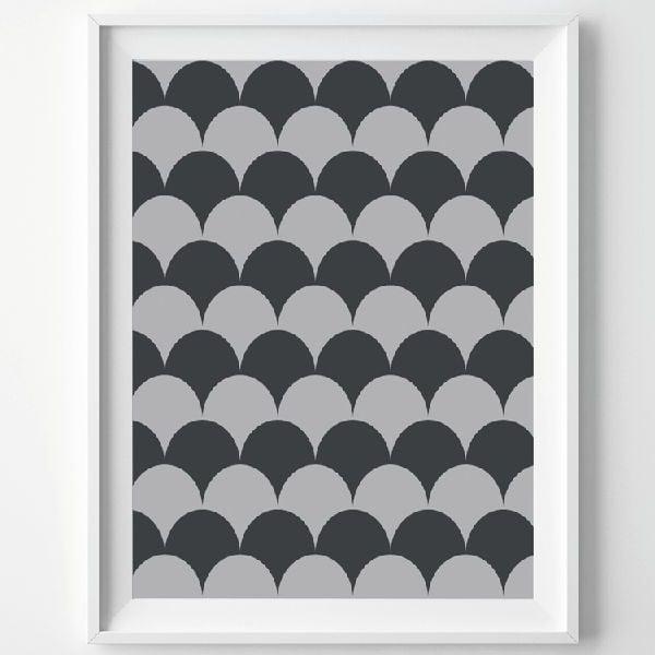 Plakát Greys, A3