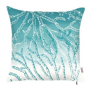 Față de pernă Apolena Sea Coral Gradinet, 43 x 43 cm de la Apolena