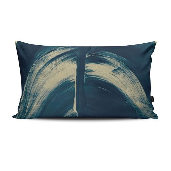 Polštář Cirdivide Blue Green, 47x28 cm
