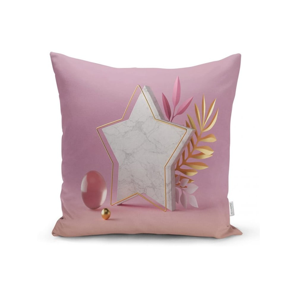 Povlak na polštář Minimalist Cushion Covers Marble Star, 45 x 45 cm