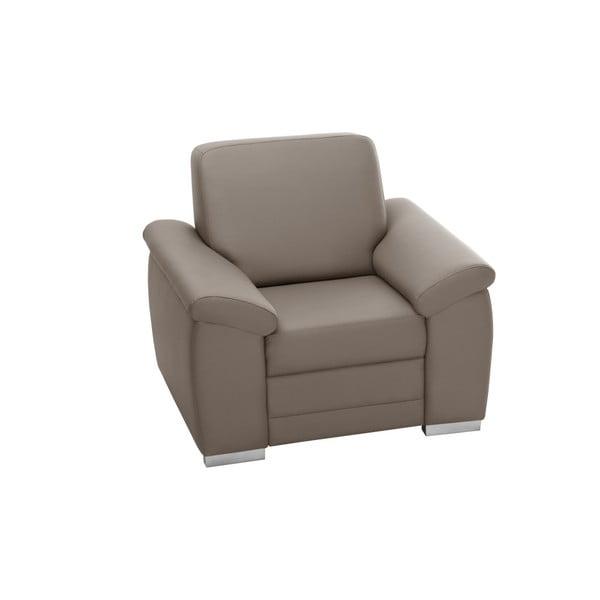 Beżowy fotel Florenzzi Bossi