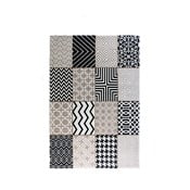 Šedý koberec La Forma  Spiros, 160x230 cm