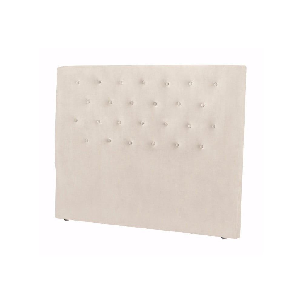 Krémové čelo postele Windsor & Co Sofas Astro, 180 x 120 cm Windsor & Co Sofas