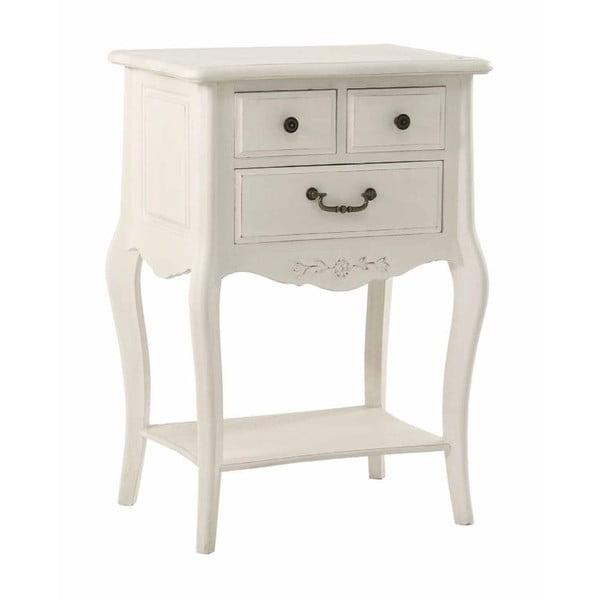 Odkládací stolek Daisy, 50x35x72 cm