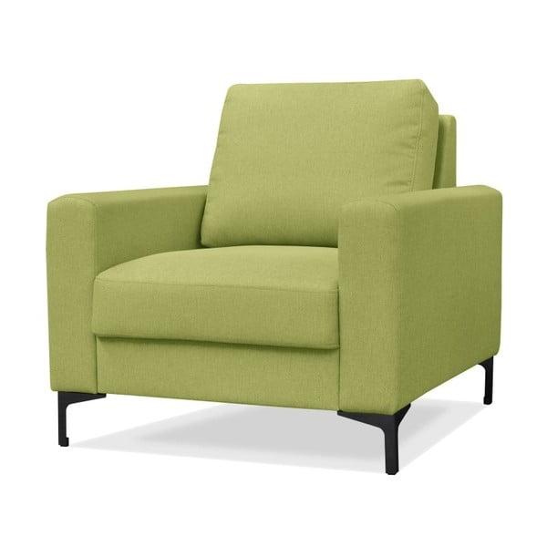 Olivově zelené křeslo Cosmopolitan design Atlanta