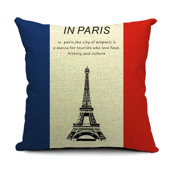 Polštář Paris, 45x45 cm