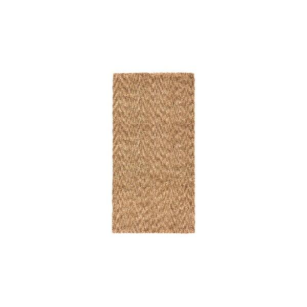 Vlněný koberec Tattoo no. 110, 140x200 cm, béžový