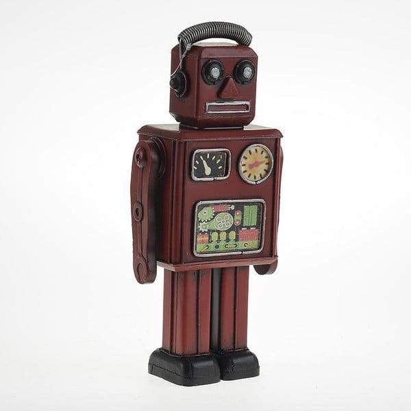 Dekorativní soška/kasička Robot