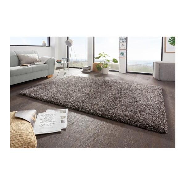 Hnědo-šedý koberec Mint Rugs Boutique, 200 x 290 cm