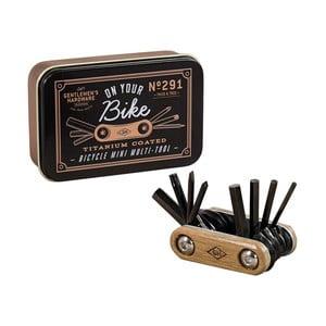 Multifunkční kapesní nářadí na opravu kola Gentlemen's Hardware Bicycle