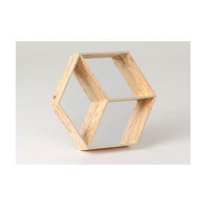 Raft cu oglinzi Amadeus, 55 x 48 cm