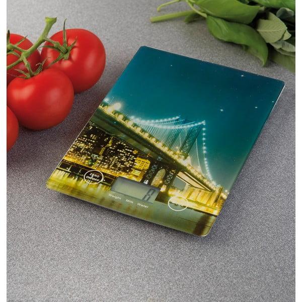 Kuchyňská váha Wenko Brooklyn Bridge