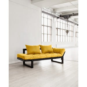Canapea Karup Edge Black/Amarillo