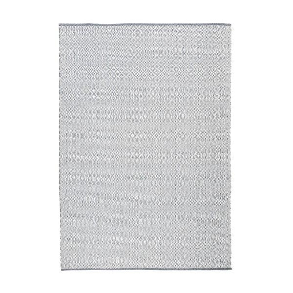 Koberec Calvino White/Grey, 160x230 cm