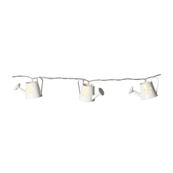 Světelný řetěz Watercan 140 cm, bílý